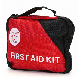 First aid means