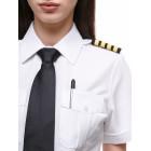 Женская рубашка пилота A Cut Above Uniforms