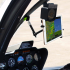 Крепления вертолетное Robinson Helicopter Center Spar Mount