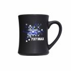 Чашка Boeing 737 MAX Pixel