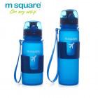 Бутылка складная силиконовая mSquare