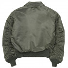 Куртка CWU-45P Flight Jacket. Green