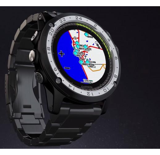 Годинник пілота Garmin D2 CHARLIE Titanium - купити в Києві a19c53e87d3ee
