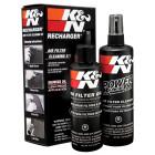 Набор жидкостей для очистки воздушных фильтров K&N CHALLENGER RE-CHARGING KIT