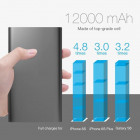 Аккумулятор Power Bank 12000mAh MyGoFlight