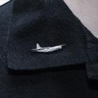 Значок Aн-12 Aerospace