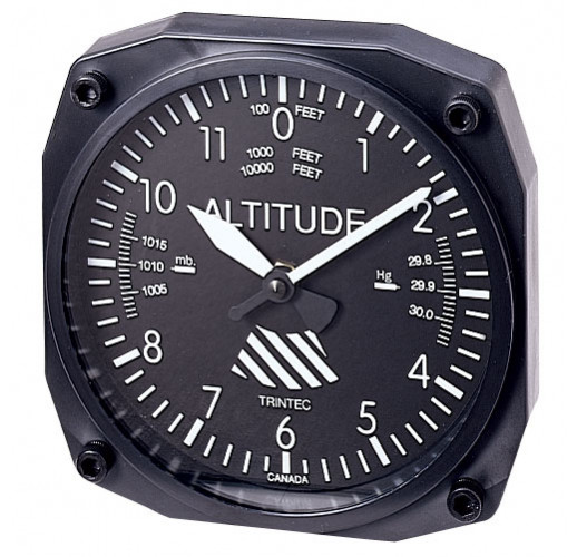 Годинник, Altimeter Wall Clock