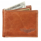 Кошелек , Pilot Wings Leather Wallet