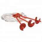 Комплект для швартовки самолета / Portable Tie-Down Anchor Kit