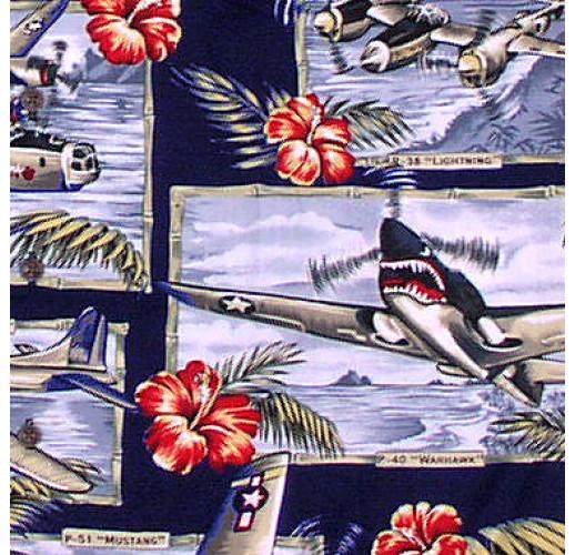 Air Fortress Aloha Shirt