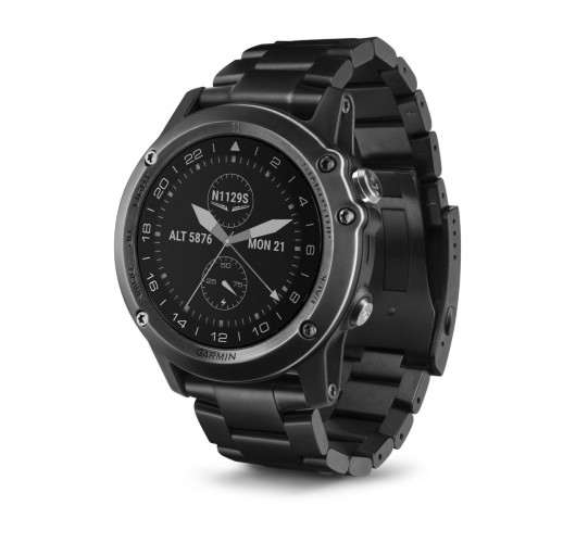 Часы Garmin D2 Bravo Watch - Titanium Edition - купити в Києві 75df0102b0956