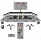 Кабина Embraer ERJ 145 Cockpit poster