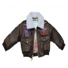 Kid's G-1 Jacket with Patches