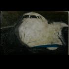 """Картина Ан-124 """"Руслан"""""""