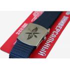 Ремень полиамидный с логотипом ВВС (Синий)