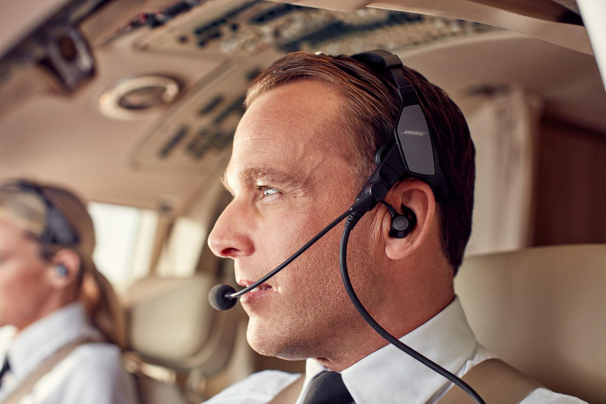 Обзоры Crew Shop: гарнитура линейного пилота