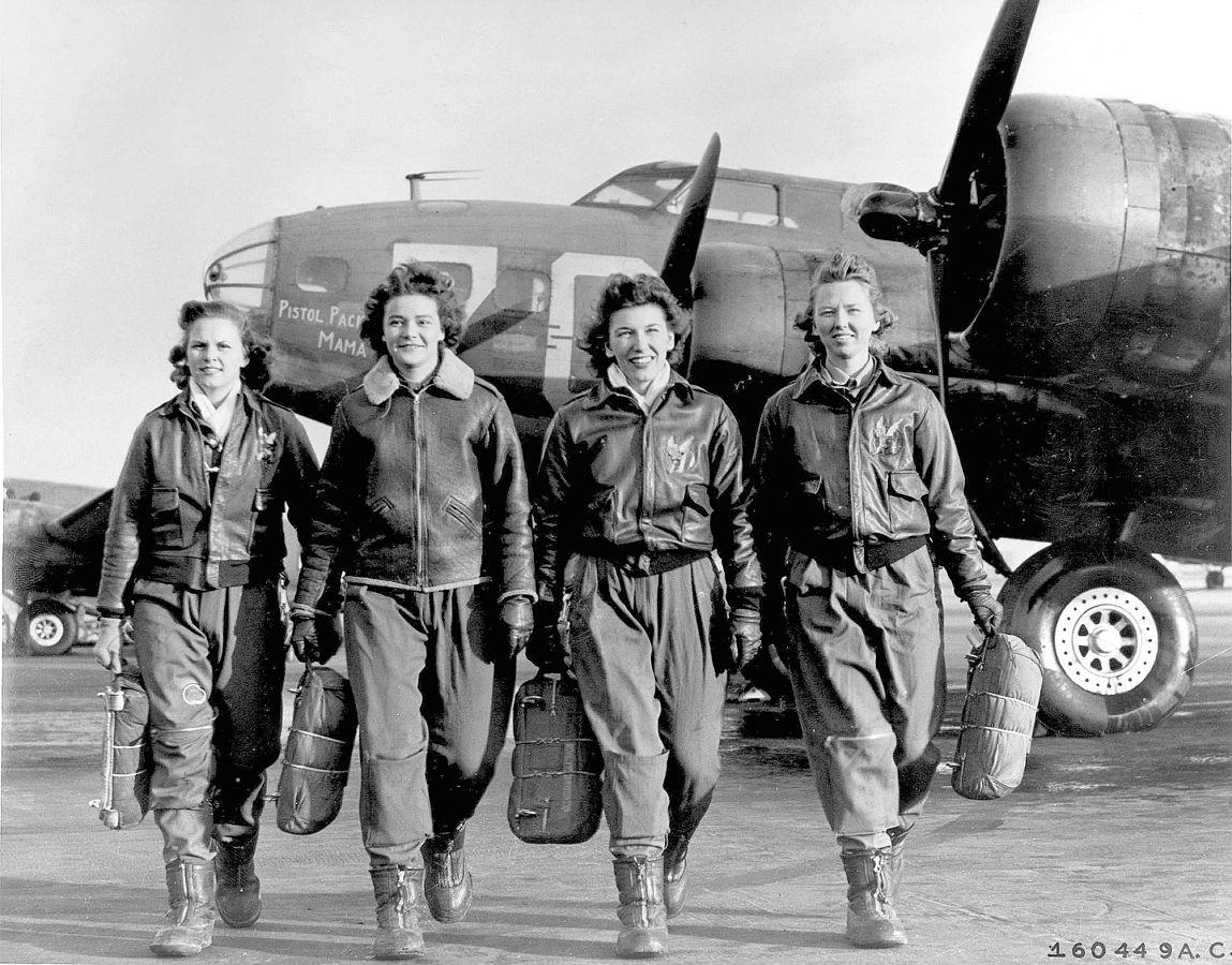 Женщины в авиации: как все начиналось